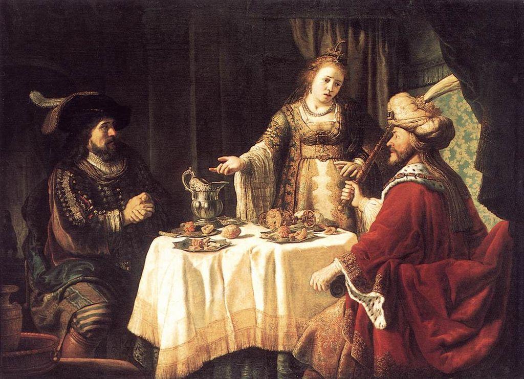 אסתר ואחשוורוש 1