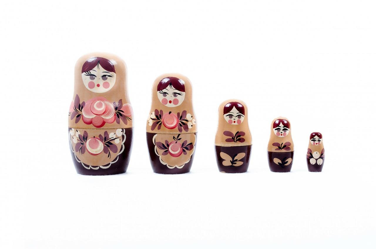 בובות בבושקה 1